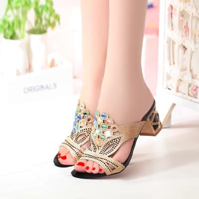 03c8fd56d61f 2018 Fish mouth toe heels women sandals Sexy Shoes woman High Heels Sandals  Ladies Shoes Sandalias