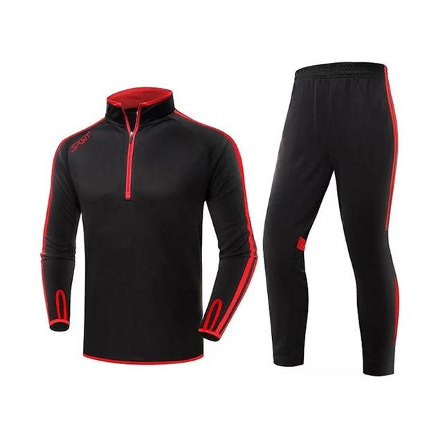 best sneakers 3c177 bdd72 2018 Russia World Cup Running Tracksuit Women Men Sport Soccer Jerseys Kit  Football Training Suit red 2xl