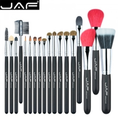 JAF Professional 18Pcs Makup Brushes Set Premiuim Foundation Powder Contour Blusher Cosmetic as picture