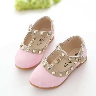261fd4c1d5d1f4 Comfy kids Baby Leather shoes child girls sandals shoes for girls leather  princess shoe pink 21  Product No  2526423. Item specifics  Brand