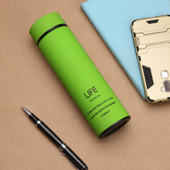 500ml Portable Vacuum Flasks Insulation Cup Thermal Bottle For Tea Women Thermocup green 500ml