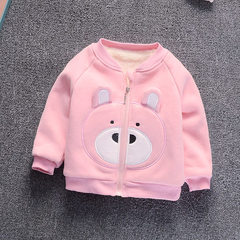 Baby Girls Sweatshirts Winter Autumn Children Hoodies  Long Sleeves Sweater Kids T-shirt Clothes 01 80cm