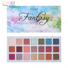 Docolor 21 Color Eyeshadow Palette Make up Palette Matte Shimmer Pigmented Eye Shadow Powder Y2015