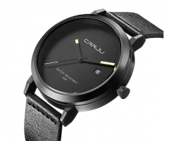 Men Wrist watches Fashion Luxury Quartz Watches Business Military Men Watches relogio masculino black one size
