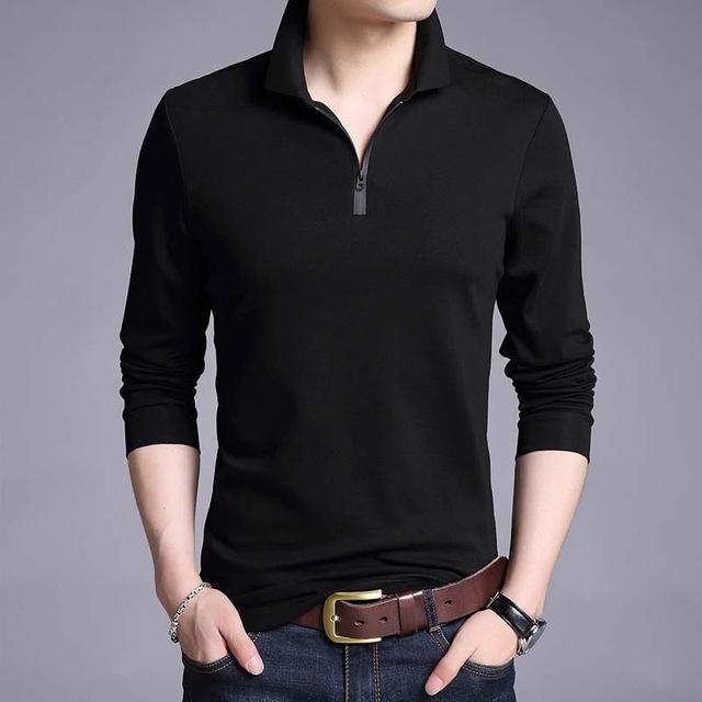 ... Polos Casual Men Clothes black 2xl pure cotton  Product No  2842094.  Item specifics  Brand  eb632cb0a24