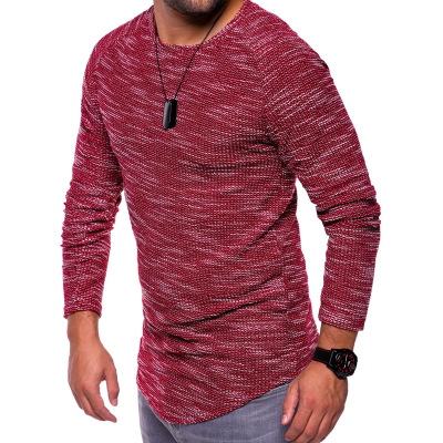7462357824fce New Design Fashion Men's T-Shirt 2018 Summer Long Sleeve Solid Color T  Shirt Men wine red m cotton: Product No: 7791490. Item specifics: Seller  SKU:K466 ...