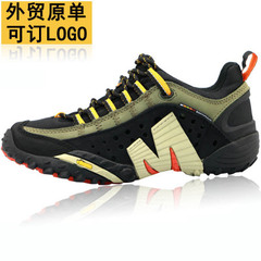 Hiking Shoes Outdoor Sports Shoes Genuine Leather Sneakers Breathable Walking Mountain Shoes 01 39