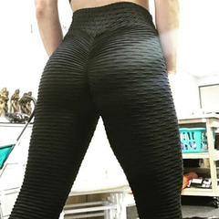 Mesh Leggings fitness Leggings For Women Geometric Honeycomb Workout Leggins Elastic Slim Pants black s