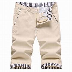 Sorenwing Shorts Men's Shorts  bermuda masculina High Quality Casual Male Plus Size khaki 28