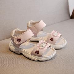 Kids Shoes Summer Kids Children Sandals Fashion Bowknot Girls Flat Pricness Shoes mini melissa pink 26