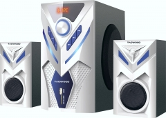 TAGWOOD MP-2044 Subwoofer With Bluetooth WHITE pmpo: 9000W MP-2044