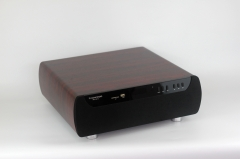 TAGWOOD MINI SYSTEM SUBWOOFER brown 2000w mp-8512