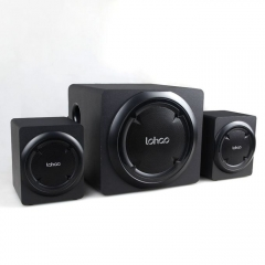 TAGWOOD Subwoofer With Bluetooth & FM Radio Black 12000W MP-8117