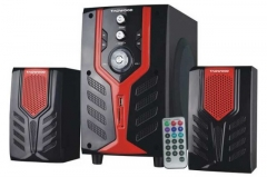 TAGWOOD Subwoofer speaker With Bluetooth Black PMPO:5500W MP-2171