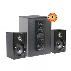 TAGWOOD MP-805 Home Theater Sound System Bluetooth Speaker Subwoofer And FM Radio black 6000W mp-805