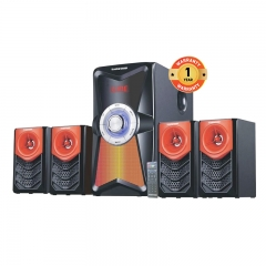 TAGWOOD MP-4049 Home Theater Sound System Bluetooth Speaker Subwoofer And FM Radio Black 12000w MP-4049