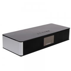 TAGWOOD DY-19 HOME THEATER BLUETOOTH PORTABLE MINI SPEAKER WITH FM RADIO,CLOCK AND ALARM MODE black pm.po 5500w DY19