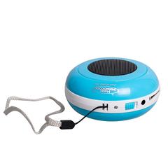 Small Sound Portable Blue diameter 9cm