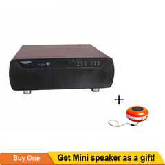 TAGWOOD MP-8512 Home Theater Sound System Bluetooth Speaker Subwoofer brown pm.po 5500w MP-8512