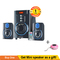 TAGWOOD MP-2142 Home Theater Sound System 2.1 Bluetooth Speaker Subwoofer And FM Radio black pmpo: 5500w MP-2142