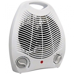 Powerful Compact Comfort Room Fan Heater
