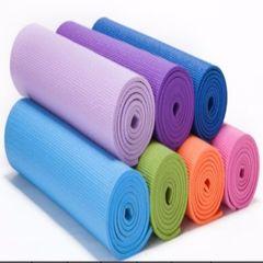 Quality Yoga Mat multicolor Normal