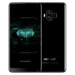Vkworld S8 Smartphone Face ID, 4G RAM+64G ROM, 5500mAh Battery, 16MP Dual Camera black