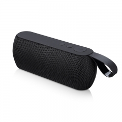 Bluetooth Speaker Wireless Subwoofers Portable Music Sound Box Bluetooth Woofers Loudspeaker Black OSFM