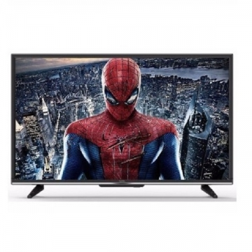 "SYINIX 32"" LED SMART - Black 32 INCH TV"