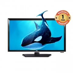 TCL HD LED Black 24 INCH TV