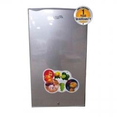 ICECOOL BC-90/BC-92 Single Door Fridge silver 450*480*820 silver 450*480*820