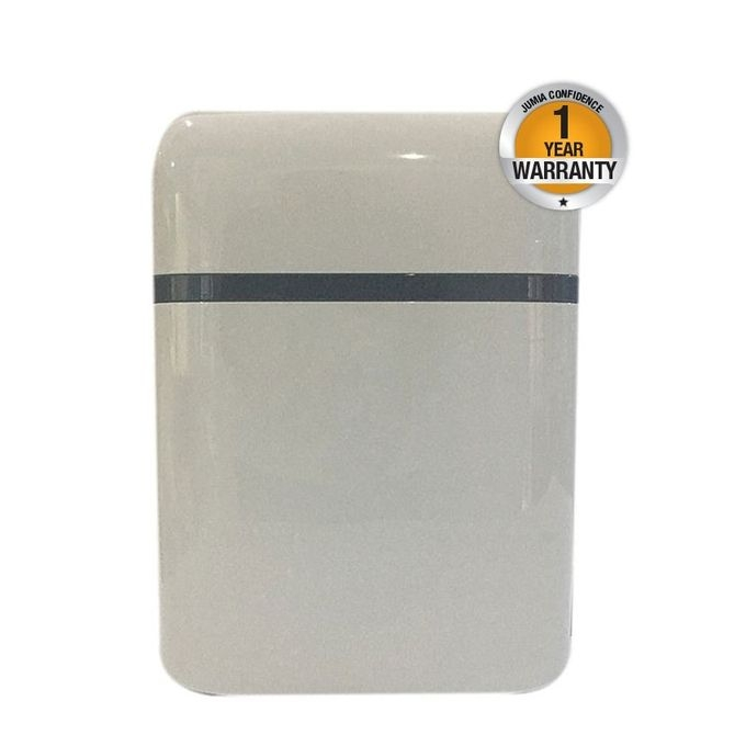 ICECOOL SN-10L Car Fridge grey&white 350*250*250