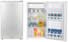 ICECOOL BC-90 Single Door Fridge grey 450*475*820