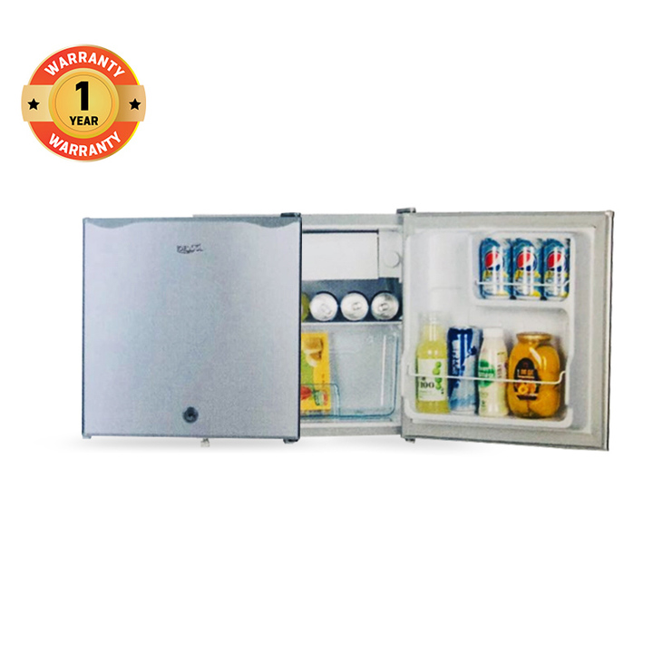 ICECOOL BC-50 Single Door Fridge grey 470*438*480