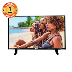 FΩL 24 Inch Support T2 Function Television Full HD 1080P LED Digital Smart TV black 24 Inch