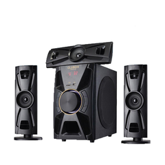 CLUBOX IC-403 HI-FI  BT Multimedia Speaker System black&gold 60w ic-403