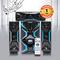 CLUBOX IC-1503L HI-FI BT Multimedia Speaker System black&blue 60w ic-1503l