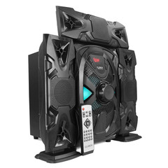 CLUBOX IC-1103L 3.1 X-Base HI-FI BT Multimedia Speaker System black 60w IC-1103L