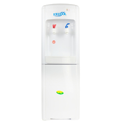 ICECOOL L-20 Hot & Cold Free Standing Water Dispenser white