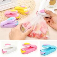 Mini Portable Heat Fully Sealing Machines magic sealer for Plastic Bag Impulse Sealer