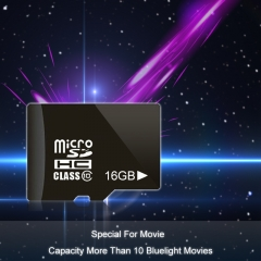 High speed Micro SD Card TF Memory Cards Special For Smartphone Movie and Photo black high speed 16gb sd card