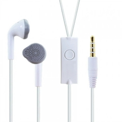SAMSUNG C550 Earphone With MIC HIFI Bass Earbud Headset For CUBOT INFINIX Android Smartphones white