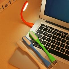 Mini Desk Light USB lamp for Notebook Computer Laptop PC Portable Flexible Neck LED USB light