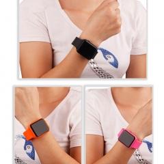 Square LED Watch Fashion Smart  Watch Electronic Student Electronic Watch random 170mm-288mm
