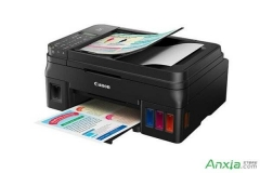 Canon PIXMA G2400 - Inkjet Photo Printer - Black