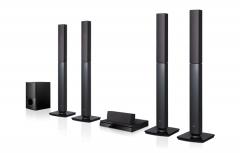 LG LG LHD-657 - Home Theatre System - 1000W black