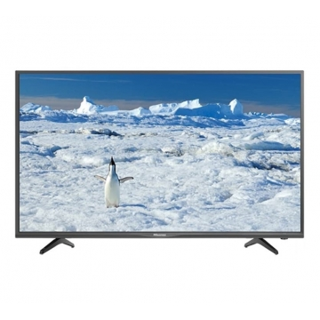 HISENSE-55N3000PW 55″ INCH-UHD 4K SMART DIGITAL LED TV black .