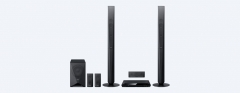 Sony Sony DAV-DZ650 - 5.1Ch DVD Home Theatre System - 1000W - Black black