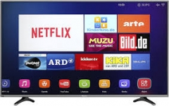 Hisense 55 Inch 4K Ultra HD Smart TV with built-in WIFI - 55N3000UW black 55