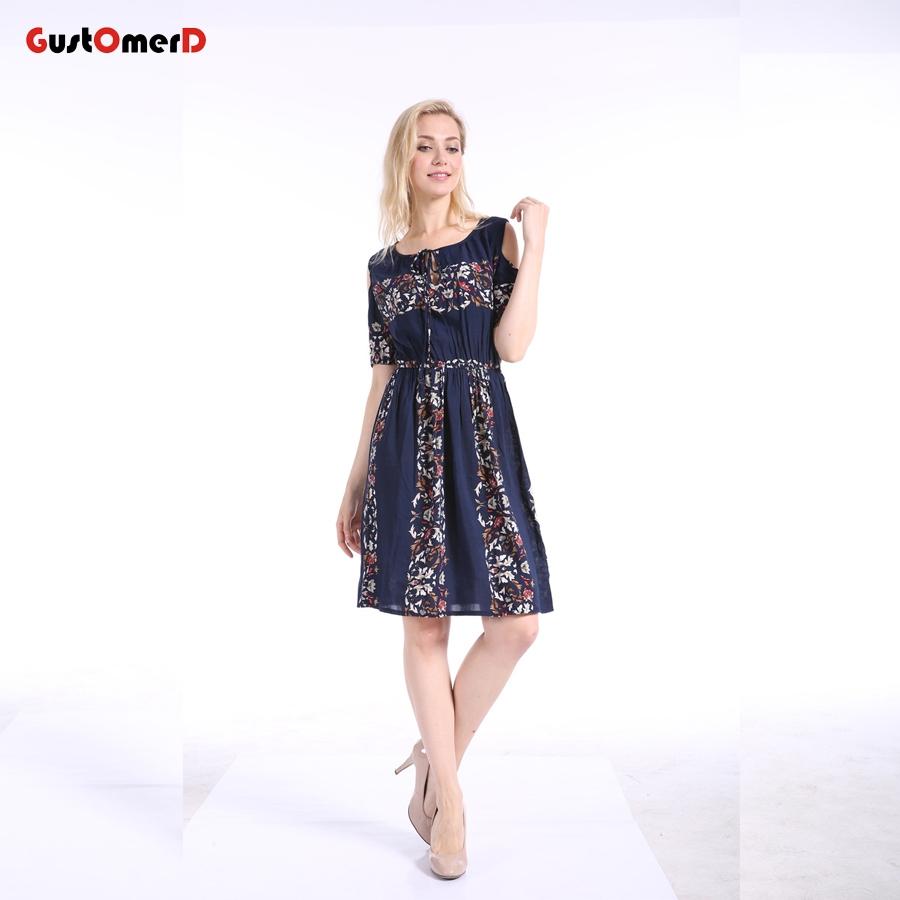 GustOMerD Dress Chiffon Eliacher Casual Women Clothing Chic Evening ... 9056a7e222a7